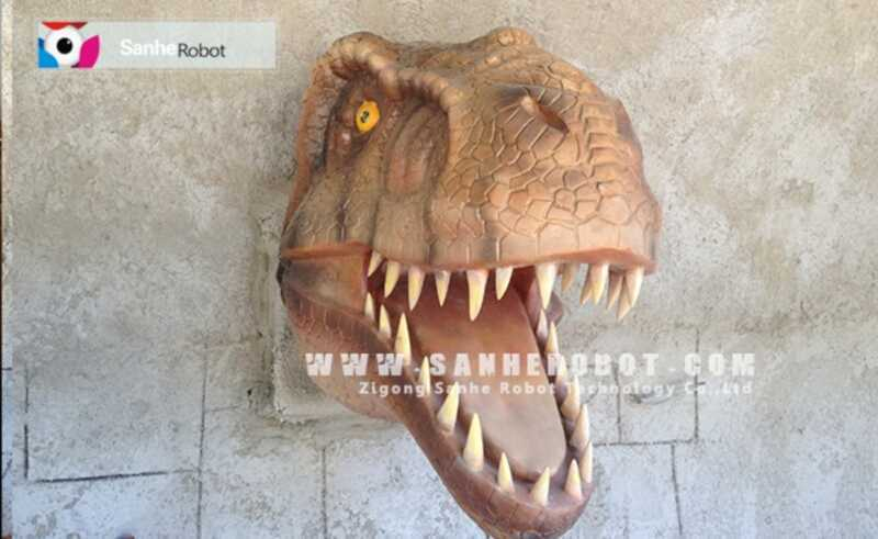 Want to know the internal structure of a simulated dinosaur?